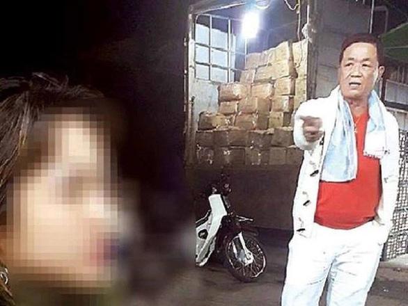 Truy tố Hưng kính và đồng phạm cưỡng đoạt tài sản tại chợ Long Biên - Ảnh 1.