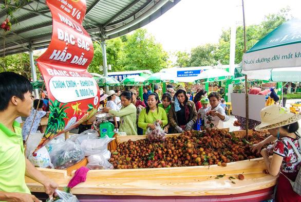 Túi cói, đồ dùng thân thiện môi trường sẽ xuất hiện tại Lễ hội trái cây Nam Bộ 2019 - Ảnh 1.