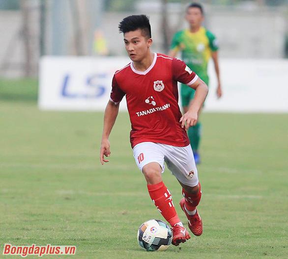 Cầu thủ Việt kiều Martin Lo lần đầu được ông Park gọi lên tuyển U23 - Ảnh 2.