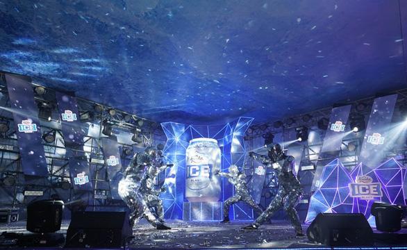 Điểm danh dàn sao khuấy động không gian cực lạnh - cực đã của Huda Ice Blast - Ảnh 2.