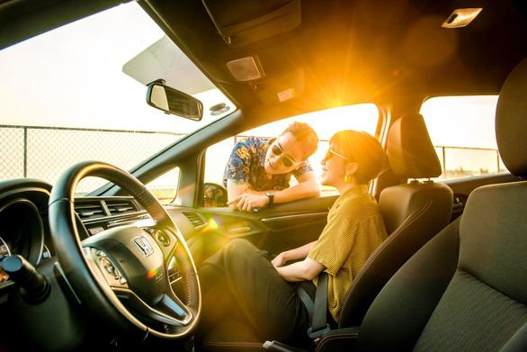 Honda Jazz - chiếc xe dành cho gia đình trẻ thời đại mới - Ảnh 3.