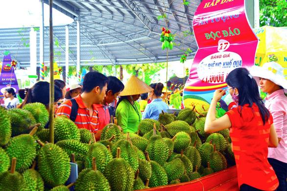Lễ hội trái cây lần thứ 15 với chuỗi hoạt động đậm chất Nam Bộ - Ảnh 3.