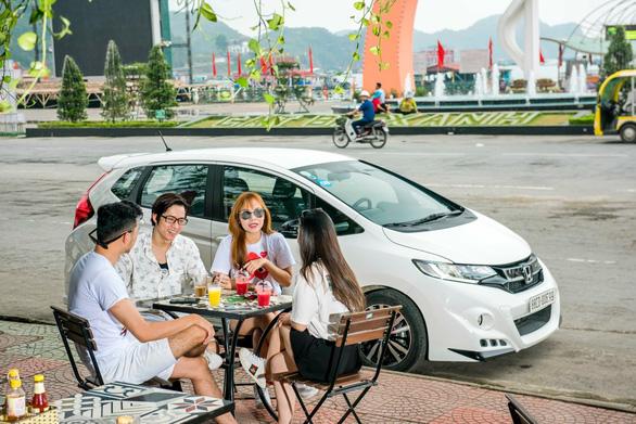 Honda Jazz - chiếc xe dành cho gia đình trẻ thời đại mới - Ảnh 4.