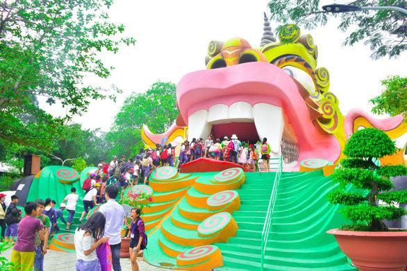 Lễ hội trái cây lần thứ 15 với chuỗi hoạt động đậm chất Nam Bộ - Ảnh 9.
