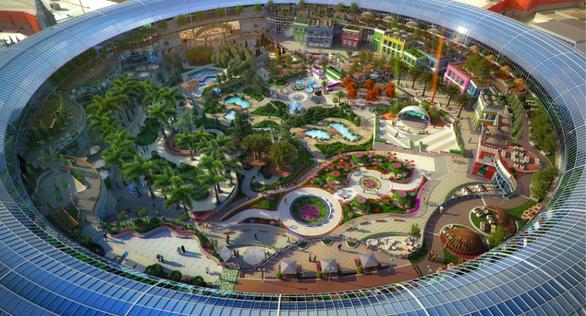 Thâm nhập siêu trung tâm mua sắm biết sống và thở ở Dubai - Ảnh 3.