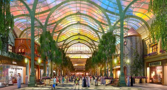 Thâm nhập siêu trung tâm mua sắm biết sống và thở ở Dubai - Ảnh 5.