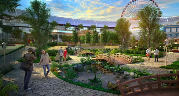 Thâm nhập siêu trung tâm mua sắm biết sống và thở ở Dubai - Ảnh 6.