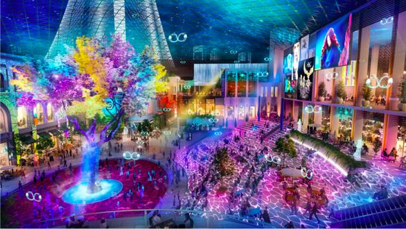 Thâm nhập siêu trung tâm mua sắm biết sống và thở ở Dubai - Ảnh 7.