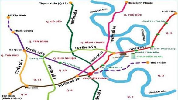 Dừng tiểu dự án 13,6 triệu USD lập thiết kế khung kỹ thuật metro số 5 - Ảnh 1.