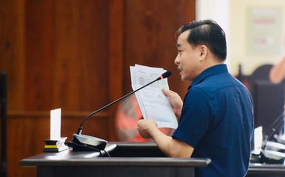Vũ nhôm tự bào chữa: Bị cáo không để lại hậu quả mà bị xử 17 năm - Ảnh 1.