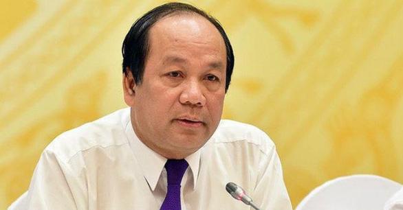 Bộ trưởng Mai Tiến Dũng: Ngăn sông cấm chợ là sai chỉ đạo của Thủ tướng - Ảnh 1.