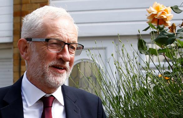 Báo Mirror: lãnh đạo Đảng Lao động Anh sẽ đưa lựa chọn Brexit trở lại - Ảnh 1.