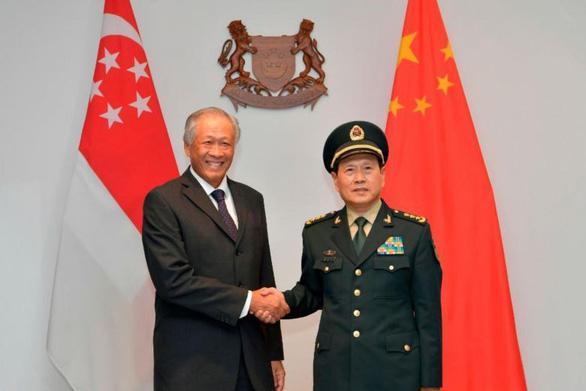 Singapore, Trung Quốc sắp có các diễn tập quy mô lớn - Ảnh 1.