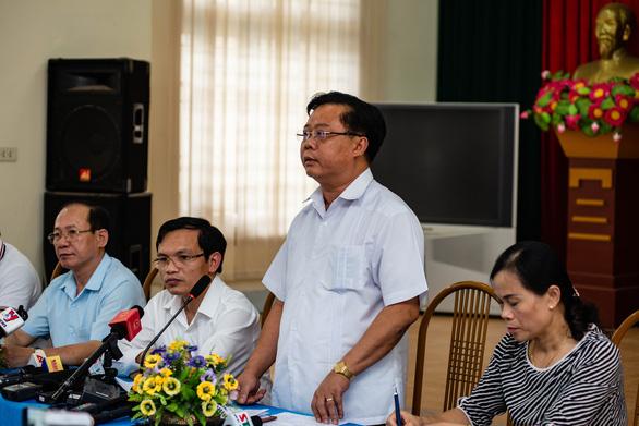 Phó chủ tịch tỉnh Sơn La tiếp tục làm trưởng ban chỉ đạo kỳ thi THPT - Ảnh 1.