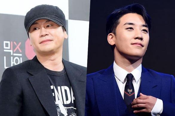 Rúng động phóng sự cáo buộc ông trùm giải trí Hàn Quốc môi giới mại dâm - Ảnh 1.