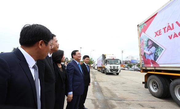 Lần đầu tiên vải thiều Bắc Giang có sản phẩm hữu cơ - Ảnh 3.