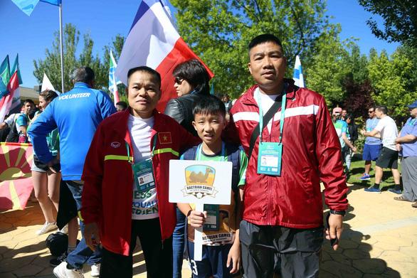 Cờ Việt Nam tung bay ở World Cup trẻ em 2019 - Ảnh 3.