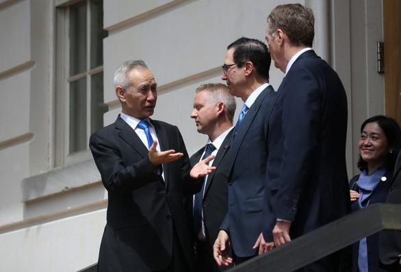 Trung Quốc hé lộ lý do đàm phán thương mại đổ vỡ? - Ảnh 1.