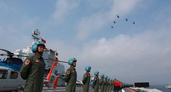 Dự luật ngăn quân sự hóa Biển Đông động chạm đến cấp nào của Trung Quốc? - Ảnh 3.