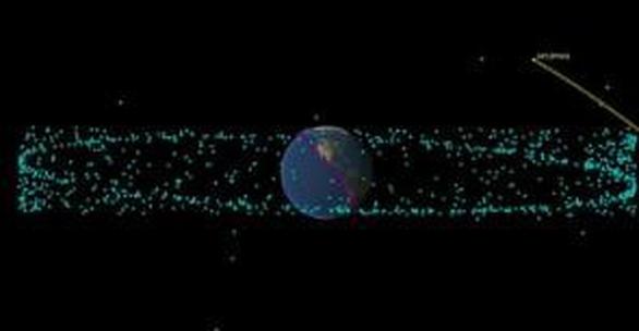Tiểu hành tinh thần chết to bằng ngọn núi sẽ bay rất gần Trái Đất - Ảnh 2.