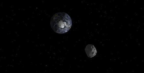 Tiểu hành tinh thần chết to bằng ngọn núi sẽ bay rất gần Trái Đất - Ảnh 1.