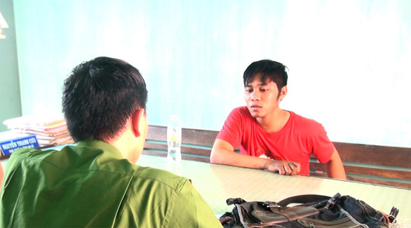 Khởi tố vụ dùng súng điện cướp tiệm vàng ở Phú Yên - Ảnh 1.
