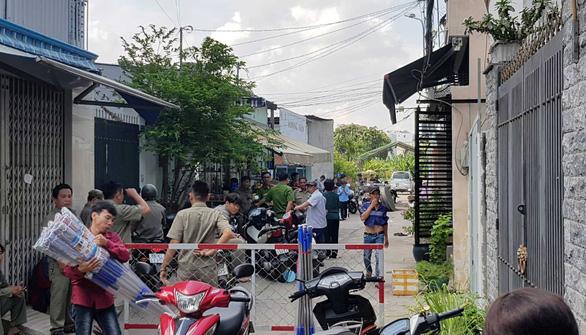 Nghi phạm thảm sát 3 người trong gia đình ở Bình Tân khai gì? - Ảnh 2.