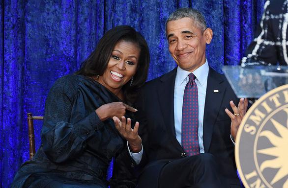 Ông bà Obama công bố các chương trình làm cho kênh Netflix - Ảnh 1.
