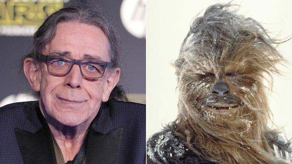 Nam diễn viên đóng vai Chewbacca trong Star Wars qua đời ở tuổi 74 - Ảnh 1.