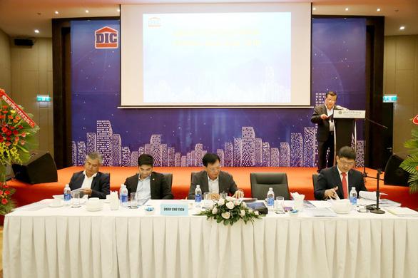 Tập đoàn DIC: kế hoạch doanh thu hợp nhất 2.900 tỉ đồng năm 2019 - Ảnh 3.