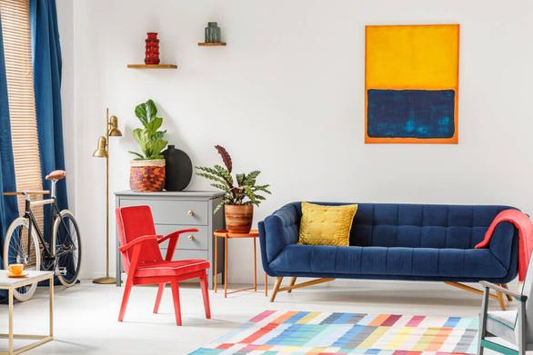 Những cách phối màu cơ bản cho nội thất hiện đại, thanh lịch - Ảnh 3.