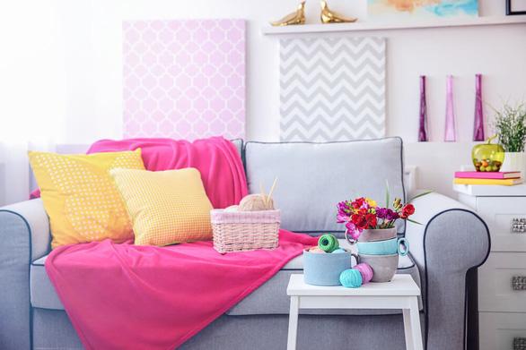 Những cách phối màu cơ bản cho nội thất hiện đại, thanh lịch - Ảnh 4.