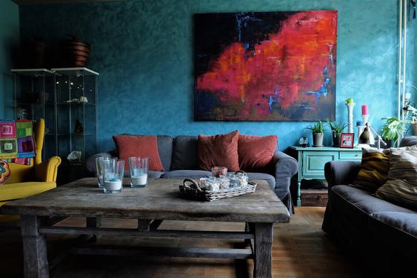 Những cách phối màu cơ bản cho nội thất hiện đại, thanh lịch - Ảnh 5.