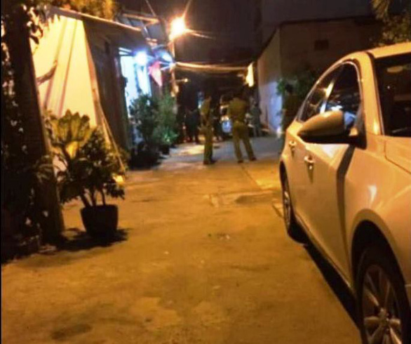 Thanh niên 'ngáo đá' thảm sát 3 người trong gia đình ở Bình Tân - Ảnh 4.