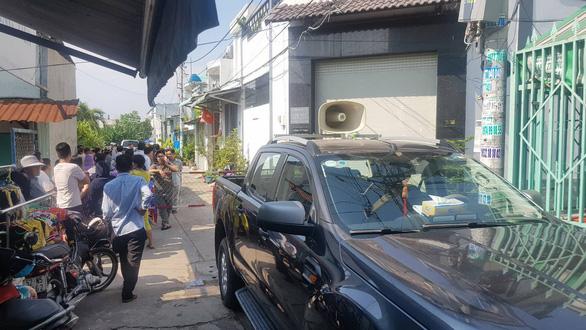 Thanh niên 'ngáo đá' thảm sát 3 người trong gia đình ở Bình Tân - Ảnh 5.