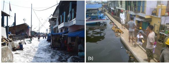 Jakarta chìm nhanh nhất thế giới, TP.HCM đứng thứ 3 - Ảnh 2.