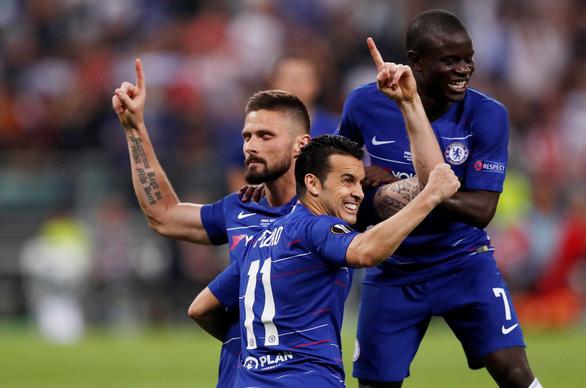 Đè bẹp Arsenal, Chelsea vô địch Europa League 2018-2019 - Ảnh 2.