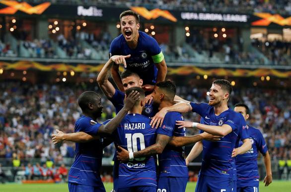 Đè bẹp Arsenal, Chelsea vô địch Europa League 2018-2019 - Ảnh 4.