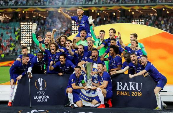 Đè bẹp Arsenal, Chelsea vô địch Europa League 2018-2019 - Ảnh 1.