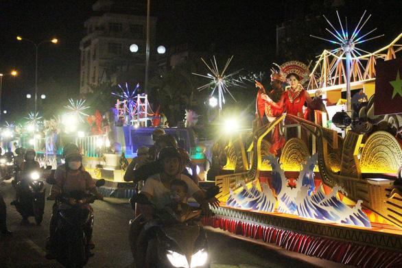 Carnaval đường phố Đà Nẵng sẽ rực rỡ sắc hoa - Ảnh 1.