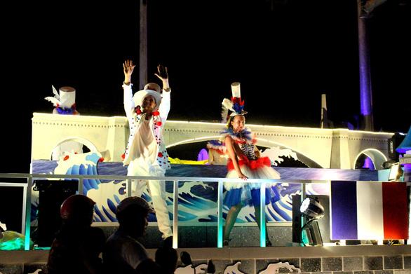 Carnaval đường phố Đà Nẵng sẽ rực rỡ sắc hoa - Ảnh 2.