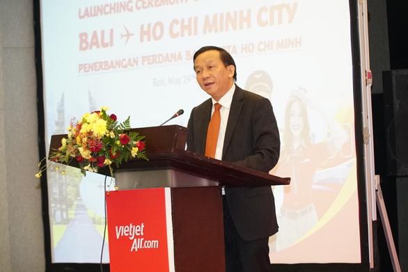 Vietjet chính thức khai trương đường bay TP.HCM - Bali - Ảnh 2.