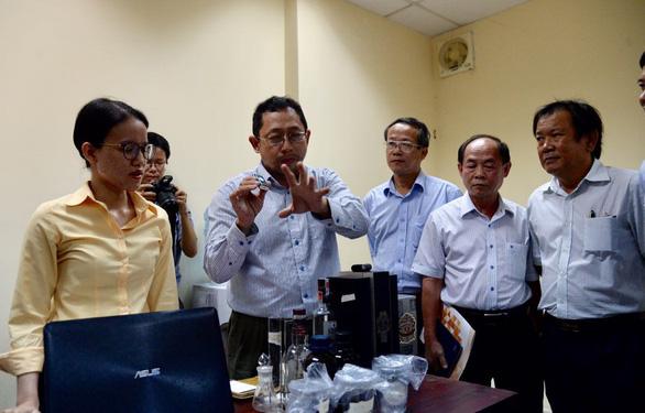 Đoàn nhà báo TP.HCM tham quan Công viên phần mềm Quang Trung - Ảnh 1.