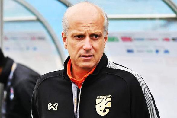 HLV Gama từ chức, Thái Lan cân nhắc để ông Yodiardthai nắm tuyển U23 - Ảnh 1.