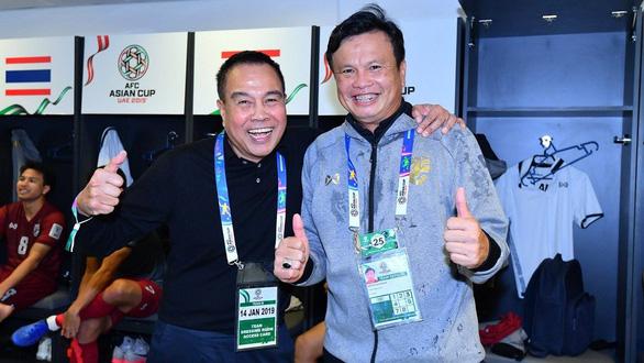 HLV Gama từ chức, Thái Lan cân nhắc để ông Yodiardthai nắm tuyển U23 - Ảnh 2.