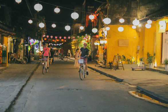 Hội An vào danh sách điểm đến có cung đường đạp xe lý tưởng - Ảnh 1.