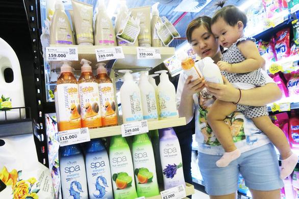 Sống khỏe cùng sản phẩm tẩy rửa hữu cơ - Ảnh 1.