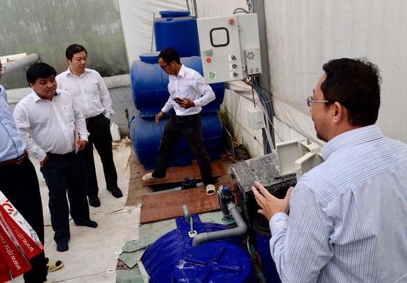 Đoàn nhà báo TP.HCM tham quan Công viên phần mềm Quang Trung - Ảnh 2.