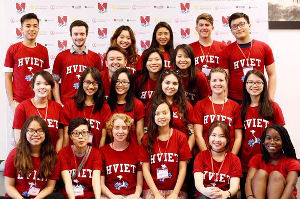 Trải nghiệm Harvard đến Việt Nam - Ảnh 1.