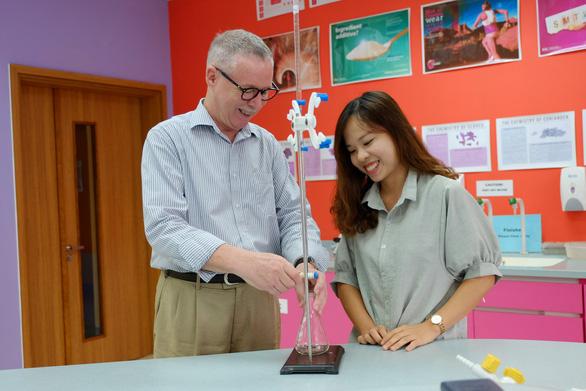 Khám phá kỳ thi tú tài quốc tế tại TH school - Ảnh 3.